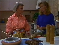 Helen Daniels, Sally Wells in Neighbours Episode 0705