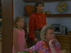 Katie Landers, Beverly Marshall, Helen Daniels in Neighbours Episode 0707