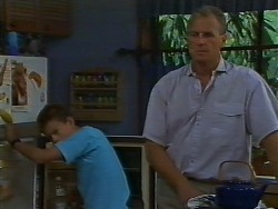 Todd Landers, Jim Robinson in Neighbours Episode 0707