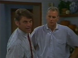 Ross Warner, Jim Robinson in Neighbours Episode 0707