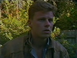 Jeff Garrett in Neighbours Episode 0707