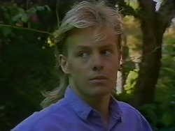 Scott Robinson in Neighbours Episode 0707