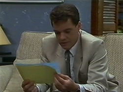 Paul Robinson in Neighbours Episode 0708