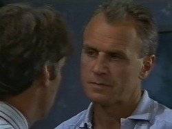 Ross Warner, Jim Robinson in Neighbours Episode 0708