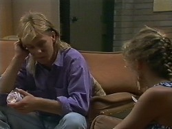 Scott Robinson, Charlene Robinson in Neighbours Episode 0709