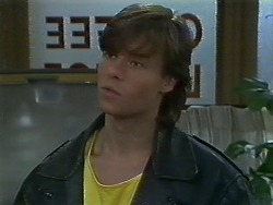 Mike Young in Neighbours Episode 0709
