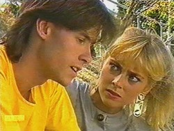 Mike Young, Jane Harris in Neighbours Episode 0710