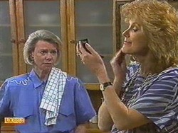 Helen Daniels, Madge Ramsay in Neighbours Episode 0710