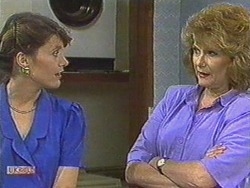 Beverly Marshall, Madge Bishop in Neighbours Episode 0712