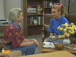 Helen Daniels, Sally Wells in Neighbours Episode 0713