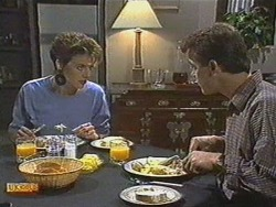 Gail Robinson, Paul Robinson in Neighbours Episode 0713