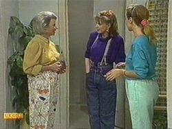 Helen Daniels, Melanie Pearson, Sally Wells in Neighbours Episode 0713