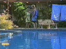 Charlene Mitchell, Scott Robinson in Neighbours Episode 0713