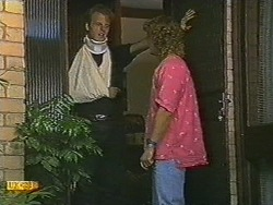 Dave Summers, Henry Ramsay in Neighbours Episode 0714