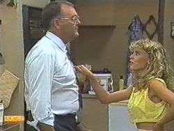 Harold Bishop, Charlene Mitchell in Neighbours Episode 0714
