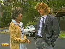 Nell Mangel, Henry Ramsay in Neighbours Episode 0715