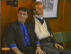 Ted Regan, Dave Summers in Neighbours Episode 0715