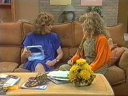 Madge Bishop, Charlene Mitchell in Neighbours Episode 0716