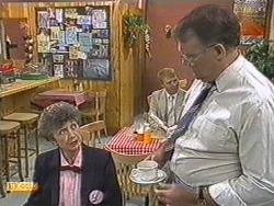 Nell Mangel, Harold Bishop in Neighbours Episode 0716