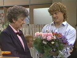 Nell Mangel, Henry Ramsay in Neighbours Episode 0716