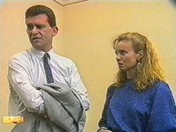 Des Clarke, Sally Wells in Neighbours Episode 0716