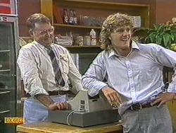 Harold Bishop, Henry Ramsay in Neighbours Episode 0716