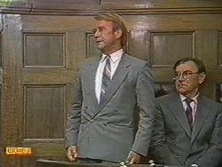 Jury foreman in Neighbours Episode 0716