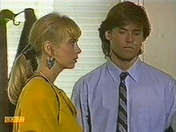 Jane Harris, Mike Young in Neighbours Episode 0717