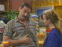 Malcolm Clarke, Sally Wells in Neighbours Episode 0717