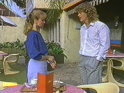 Sally Wells, Henry Ramsay in Neighbours Episode 0717