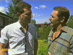 Des Clarke, Malcolm Clarke in Neighbours Episode 0717