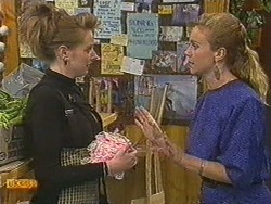 Melanie Pearson, Sally Wells in Neighbours Episode 0717