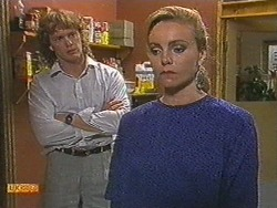 Henry Ramsay, Sally Wells in Neighbours Episode 0717