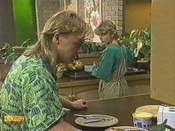 Scott Robinson, Charlene Mitchell in Neighbours Episode 0718
