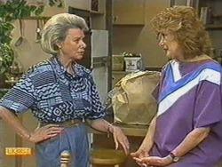 Helen Daniels, Madge Bishop in Neighbours Episode 0718