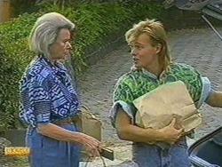 Helen Daniels, Scott Robinson in Neighbours Episode 0718