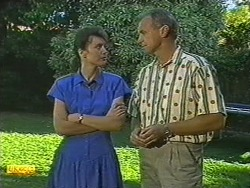 Beverly Marshall, Jim Robinson in Neighbours Episode 0719