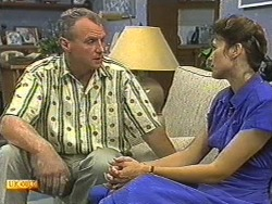 Jim Robinson, Beverly Marshall in Neighbours Episode 0719