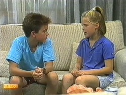 Todd Landers, Katie Landers in Neighbours Episode 0719