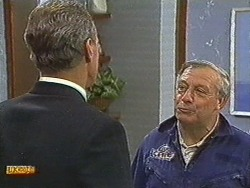 Jim Robinson, Rob Lewis in Neighbours Episode 0720