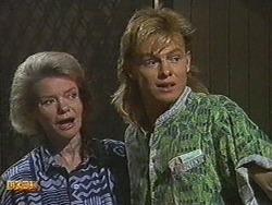 Helen Daniels, Scott Robinson in Neighbours Episode 0720