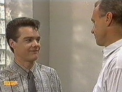 Paul Robinson, Jim Robinson in Neighbours Episode 0721