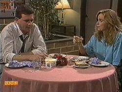 Des Clarke, Sally Wells in Neighbours Episode 0721