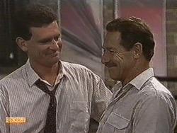 Des Clarke, Malcolm Clarke in Neighbours Episode 0721