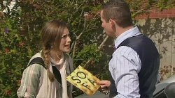 Sonya Mitchell, Toadie Rebecchi in Neighbours Episode 6296