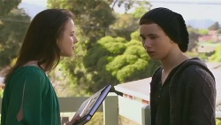 Kate Ramsay, Noah Parkin in Neighbours Episode 6296