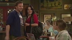 Lucas Fitzgerald, Emilia Jovanovic, Sonya Mitchell in Neighbours Episode 6296
