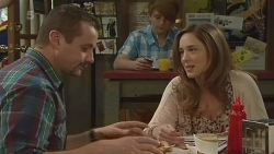 Toadie Rebecchi, Sonya Mitchell in Neighbours Episode 6297