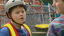 Callum Jones, Toadie Rebecchi in Neighbours Episode 6297