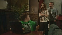 Callum Jones, Sonya Mitchell, Toadie Rebecchi in Neighbours Episode 6299